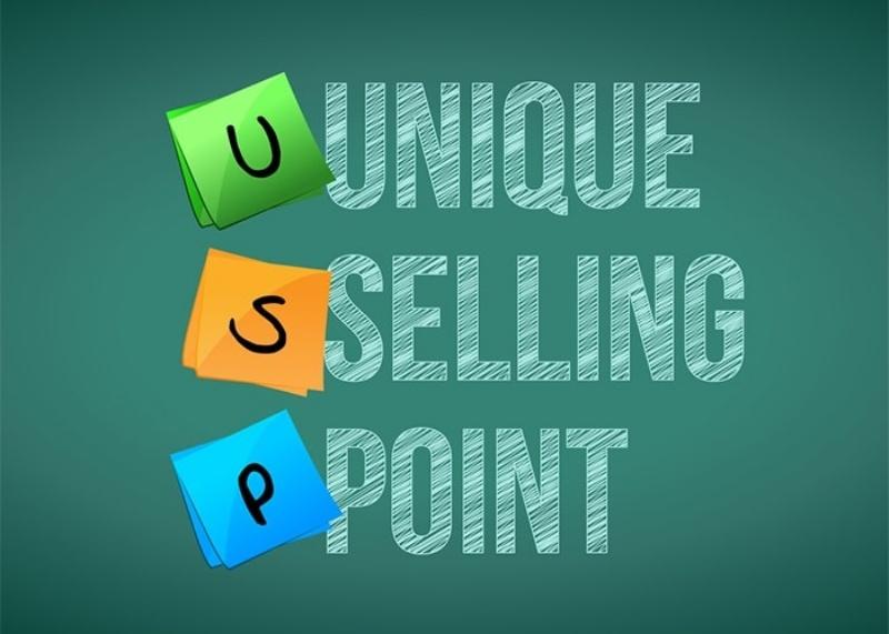 Giúp khách hàng tìm được lợi thế bán hàng độc nhất USP